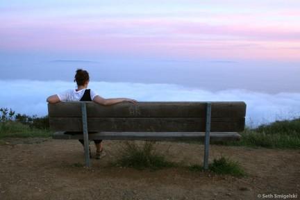 Parker Mesa Overlook - Topanga State Park, California