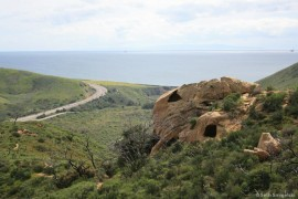 Pacific Views from the Gaviota Wind Caves