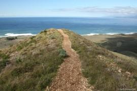 Valencia Peak Trail