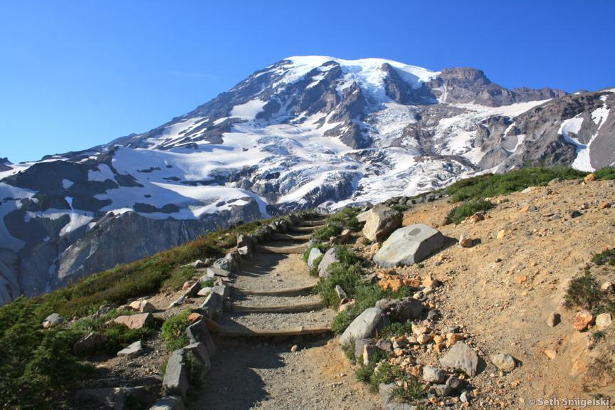 Smigelski Photography Mount Rainier Skyline Trail