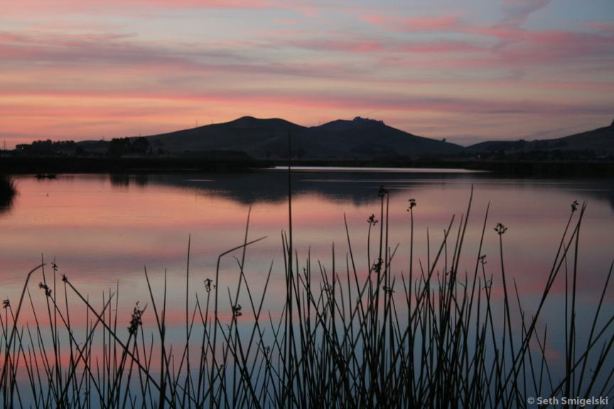 Smigelski Photography Laguna Lake San Luis Obispo Sunset