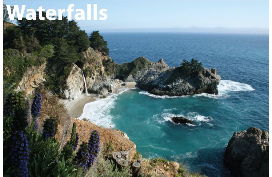 Waterfalls Portfolio